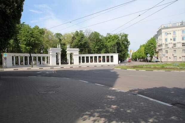 Воронеж. Тёплые весенние денечки. 1