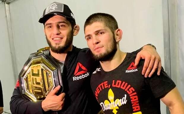 Нурмагомедов призвал UFC найти соперника для Махачева