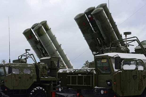 ПВО Беларуси перевооружат на С-400