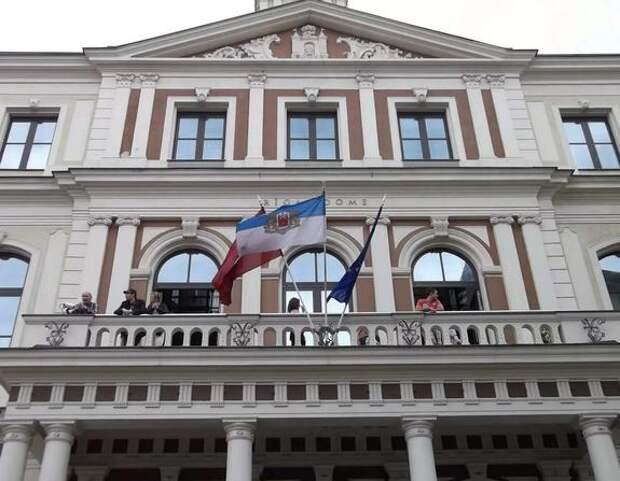Рижская Дума «отменила» 9 мая в Риге