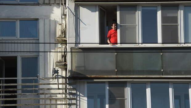 В Московском регионе зафиксировали высокий уровень самоизоляции жителей