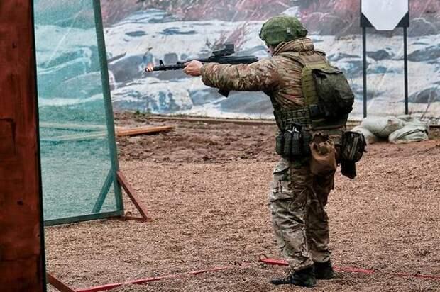 В парке «Патриот» стартовал чемпионат ВКС по армейской тактической стрельбе