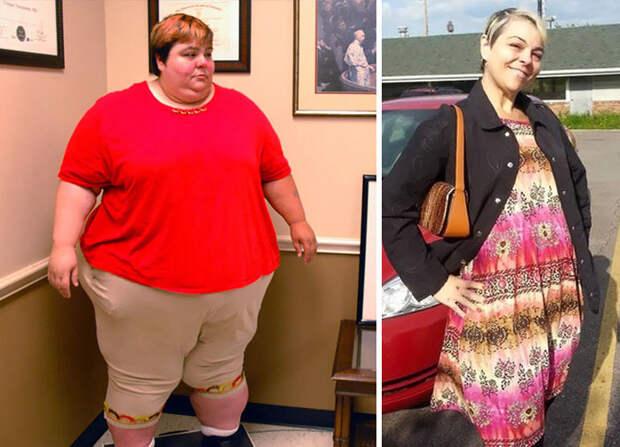 25 людей, которые сбросили 2/3 своего веса! Они это смогли!