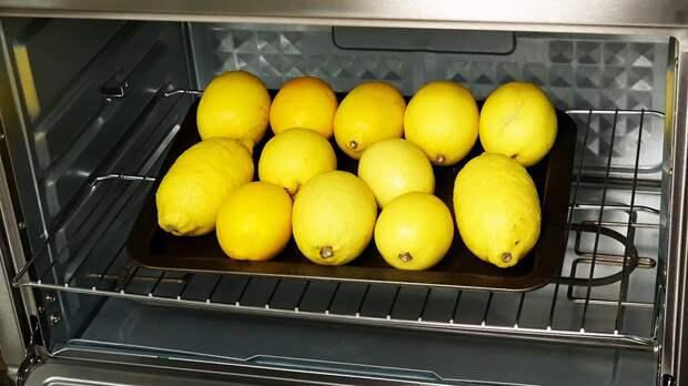 10 идей и рецептов с лимонами!  Стоит ли нагревать?