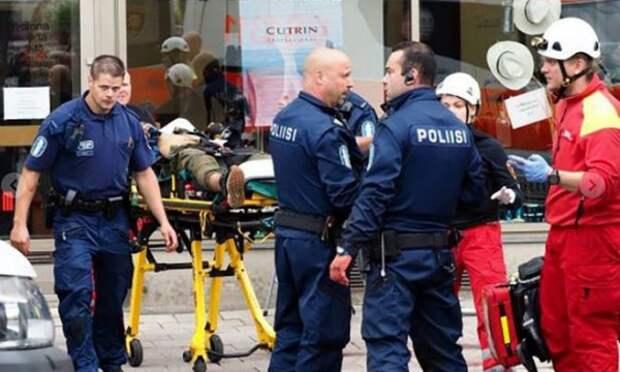 Где в Европе жить опасно: карта европейских терактов за три года