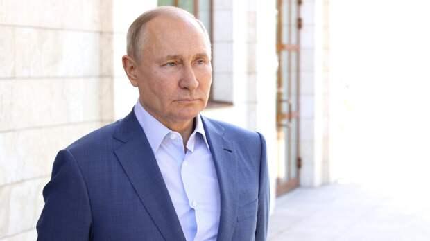 Политолог Марков призвал купировать Украину после слов Путина об антиподе