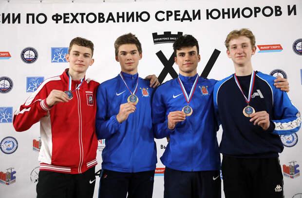 Фехтовальщик из Арзамаса стал бронзовым призером Первенства России