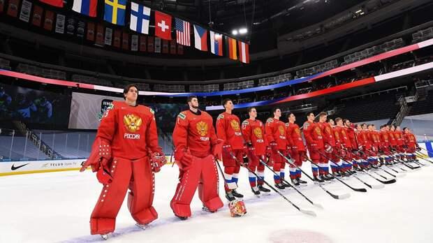 Сборная России по хоккею вышла в финал ЧМ