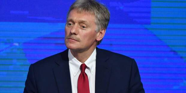 Песков не подтвердил публикации о госте Путина