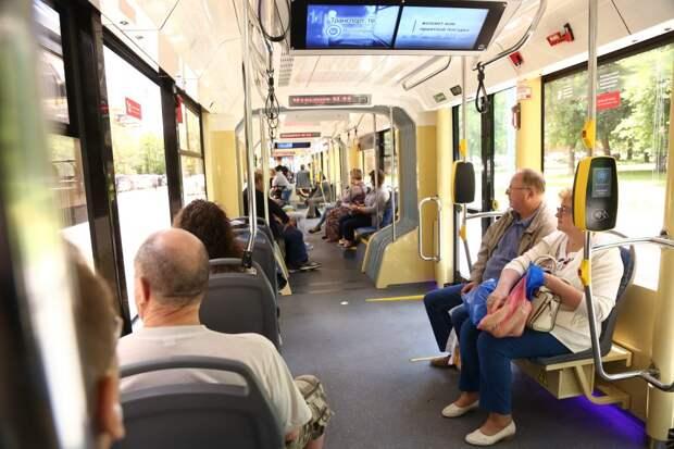 Центр обеспечения мобильности пассажиров начал обслуживать два трамвайных маршрута в Строгине