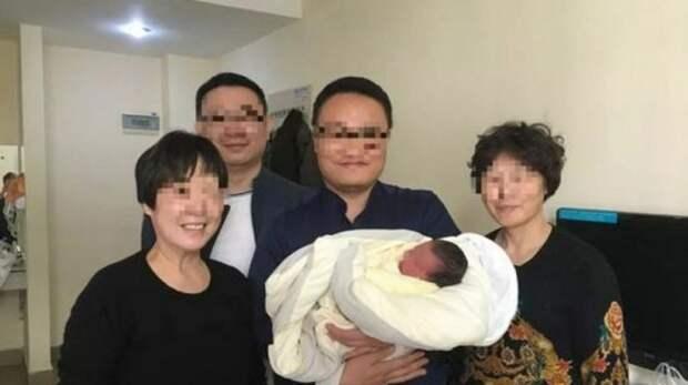 Беспрецедентный случай рождения ребенка через 4 года после смерти родителей в мире, внук, дети, история, люди, рождение