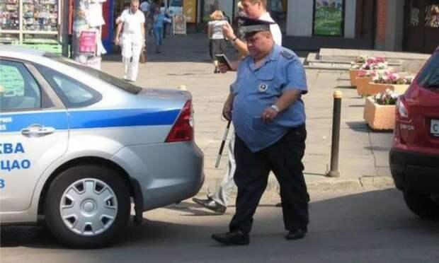 С энурезом в российскую полицию не попасть!