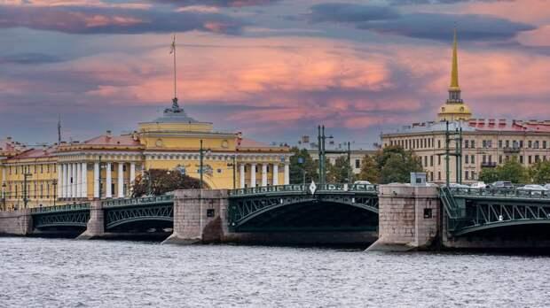 Синоптик пообещал Петербургу похолодание с 16 мая