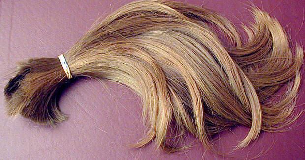 Названо лучшее средство против выпадения волос