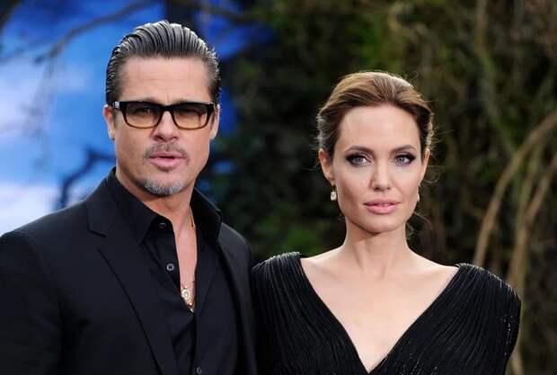 Отвлекающий маневр: Анджелина Джоли просит сменить судью, подозревая его всвязи состороной Брэда Питта