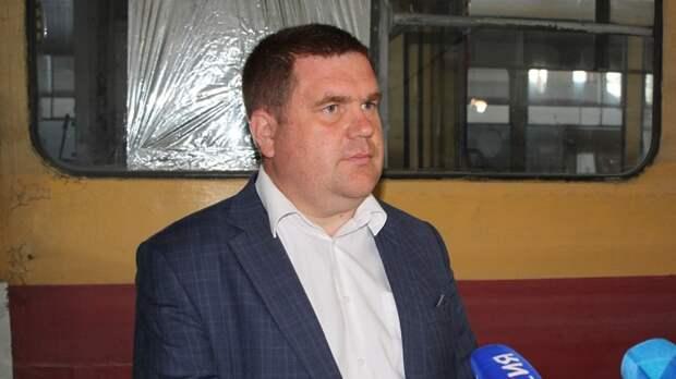 Гендиректор Ростовской транспортной компании покинул свою должность