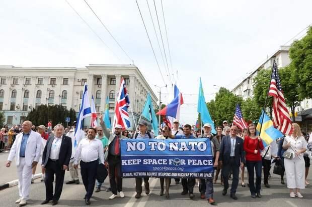 В США заявили о полной интеграции Крыма в состав России