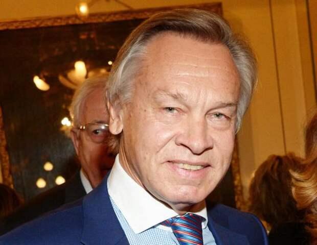 Сенатор Пушков в шутку пожалел, что мир не увидит, как Зеленский «устроит выволочку» Байдену из-за «СП-2»