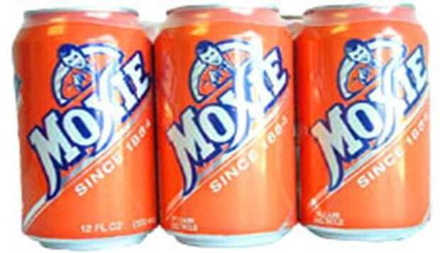 Moxie от Moxie Beverage Company  еда, жесть, факты
