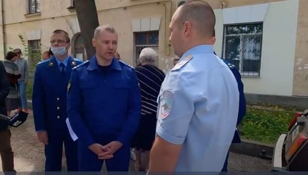 Новый зампрокурора Севастополя взялся за строительный беспредел