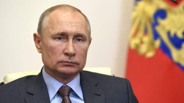 Путин назвал самый простой способ выяснить правду о причинах посадки борта Ryanair