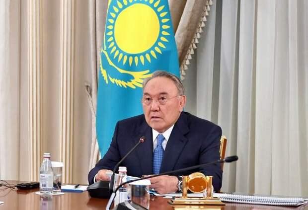 У Назарбаева обнаружен коронавирус
