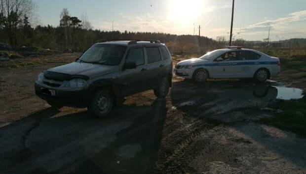 Водителя ждет уголовная ответственность за пьяную езду в Карелии