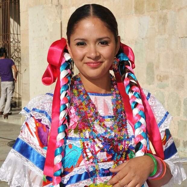 Секреты красоты мексиканок