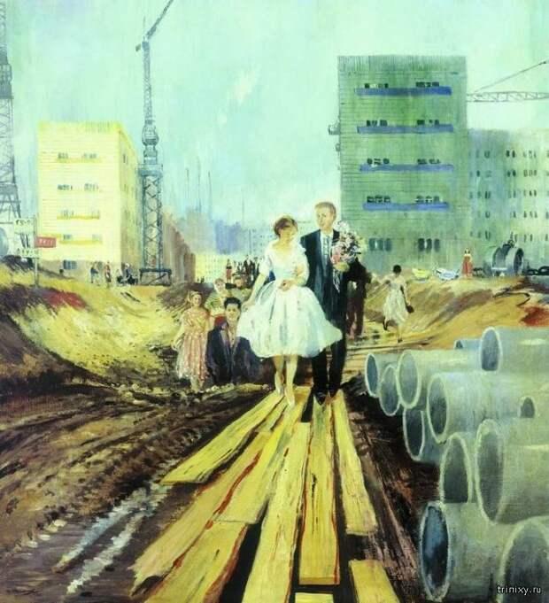 Социализм в рисунках (18 фото)
