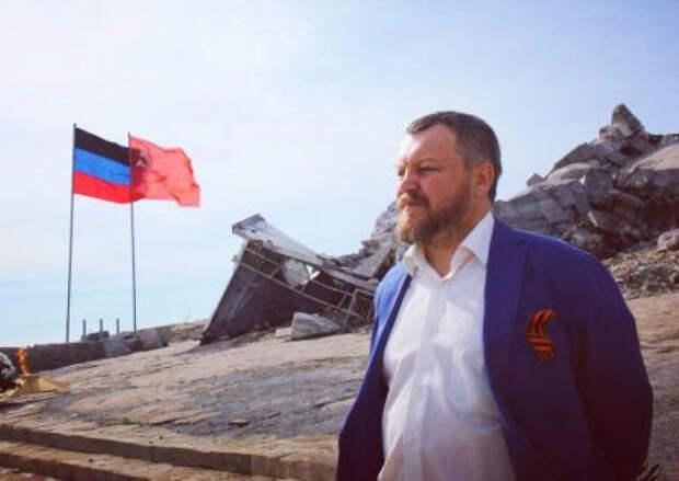 «Мы живём в тамбуре на полустанке». Большое интервью Андрея Пургина о Донбассе