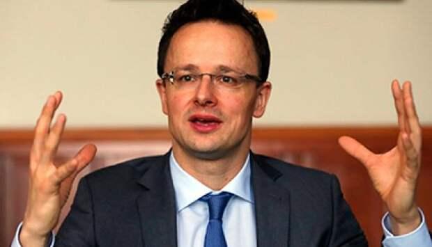 Венгрия призвала страны ЕС ввести санкции против Украины   Продолжение проекта «Русская Весна»