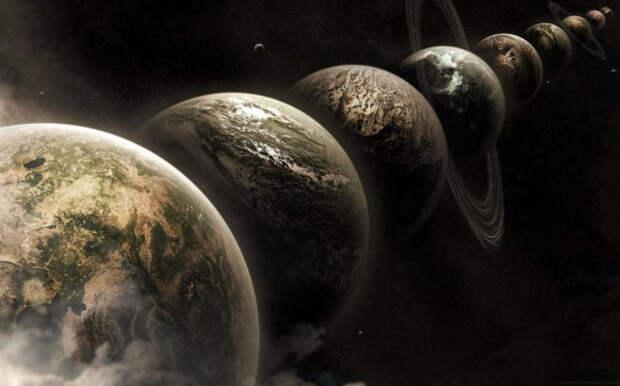 вселенная, планеты, космос, Space, ufospace.net