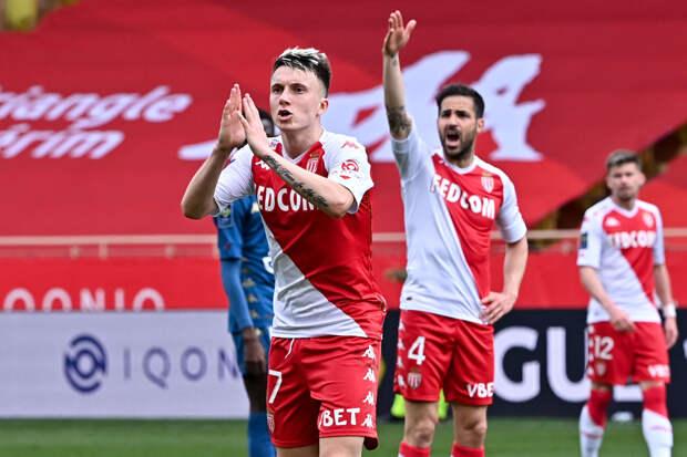 «Монако» – аутсайдер, но у нас есть шансы». Головин – о матче с «ПСЖ»