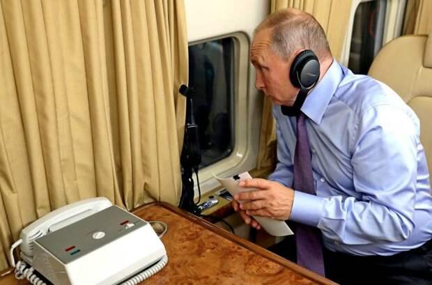 Вашингтон срывает предложенную Байденом встречу с Путиным