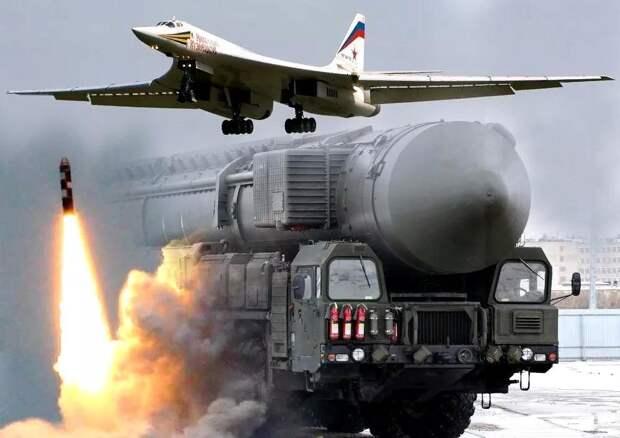 Ядерное оружие России. Источник изображения: https://vk.com/denis_siniy