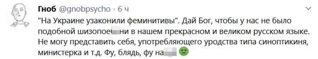 «Инженерка», «синоптикиня» идругие: власти Украины узаконили феминитивы, ароссиянам это ненравится
