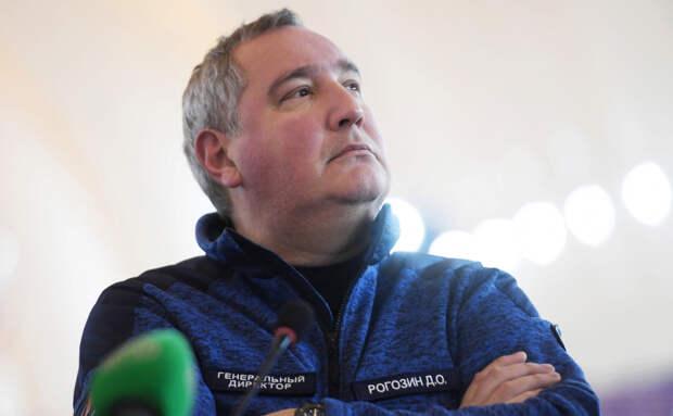 Рогозин поиздевался над Болтоном из-за санкций