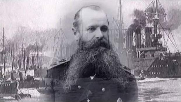 Вице-адмирал Степан Макаров: погиб на боевом посту