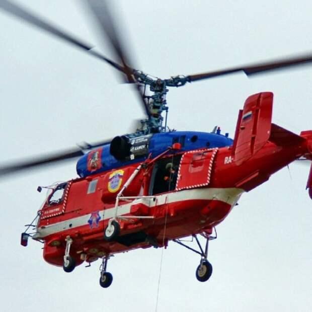 Воздушный контроль: вертолеты МАЦ наблюдают за столицей