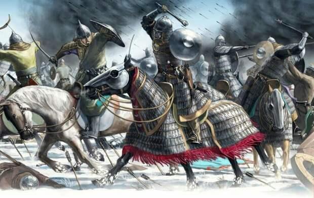 Чужая война: военные походы монголов в 1237—1242 г.