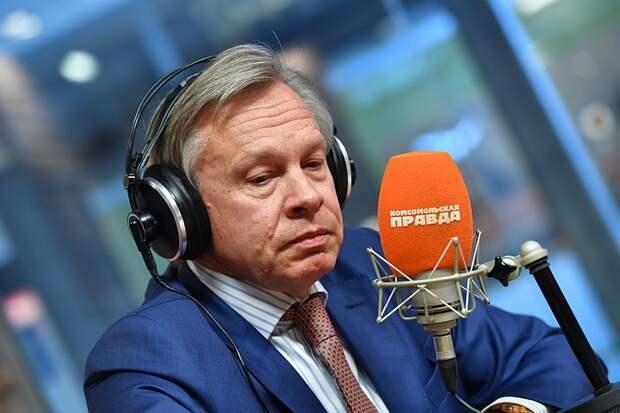 Пушков назвал причины заинтересованности Байдена в саммите с Путиным