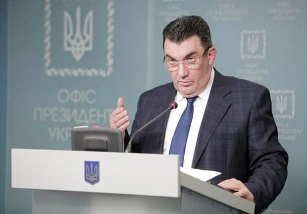 Секретарь Совнацбеза Украины Данилов назвал «условие» быстрого прекращения войны в Донбассе