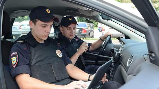 Уровень доверия к полиции вырос в России