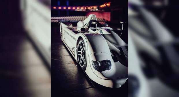 BMW представила очень необычный концепт
