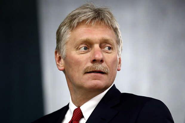 В Кремле оценили необходимость наказания за оскорбление президента