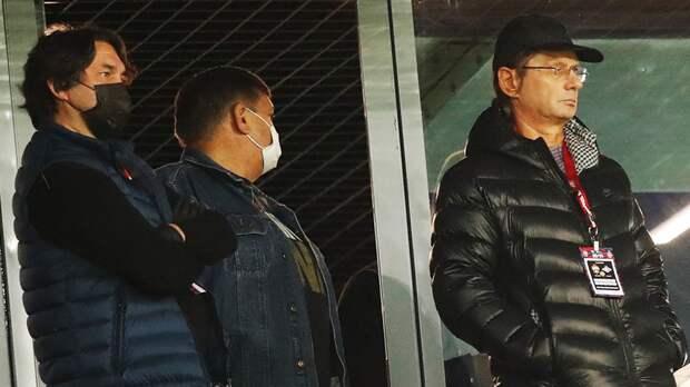 Газизов — о 2-м месте «Спартака»: «Надеюсь, в этом есть и моя долька»