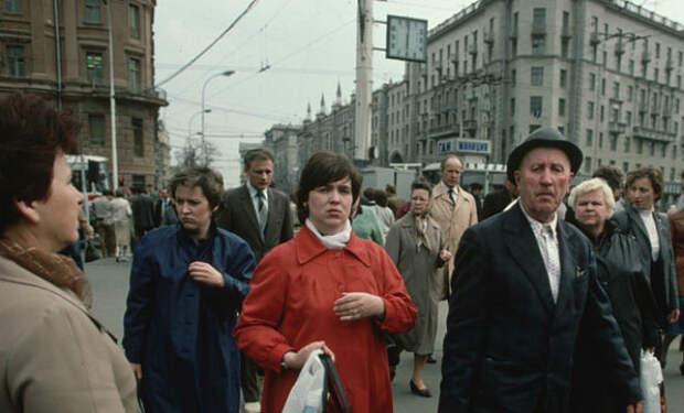 Бытовые привычки, выдающие жителей СССР