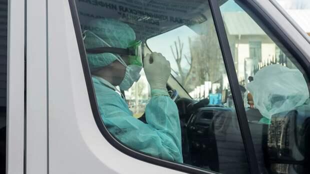 В Белоруссии за сутки выявили 1974 случая коронавируса