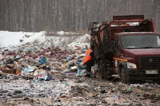 «Бастион» мусорных дельцов Тамбовского масштаба противостоит жителям области