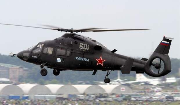 Вертолёт Ка-62. Медленно, но верно...